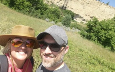 Day 5 – Foraging in Montana & Crazy Mary's