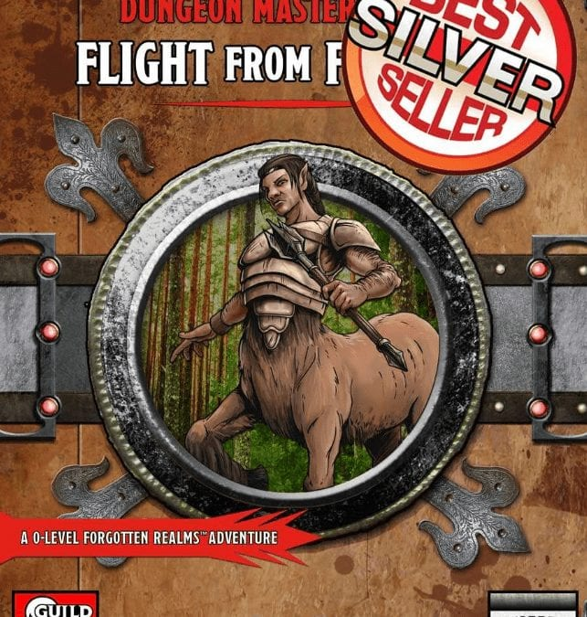 Flight from Fallston: A 0-Level Adventure – Dungeon Masters Guild