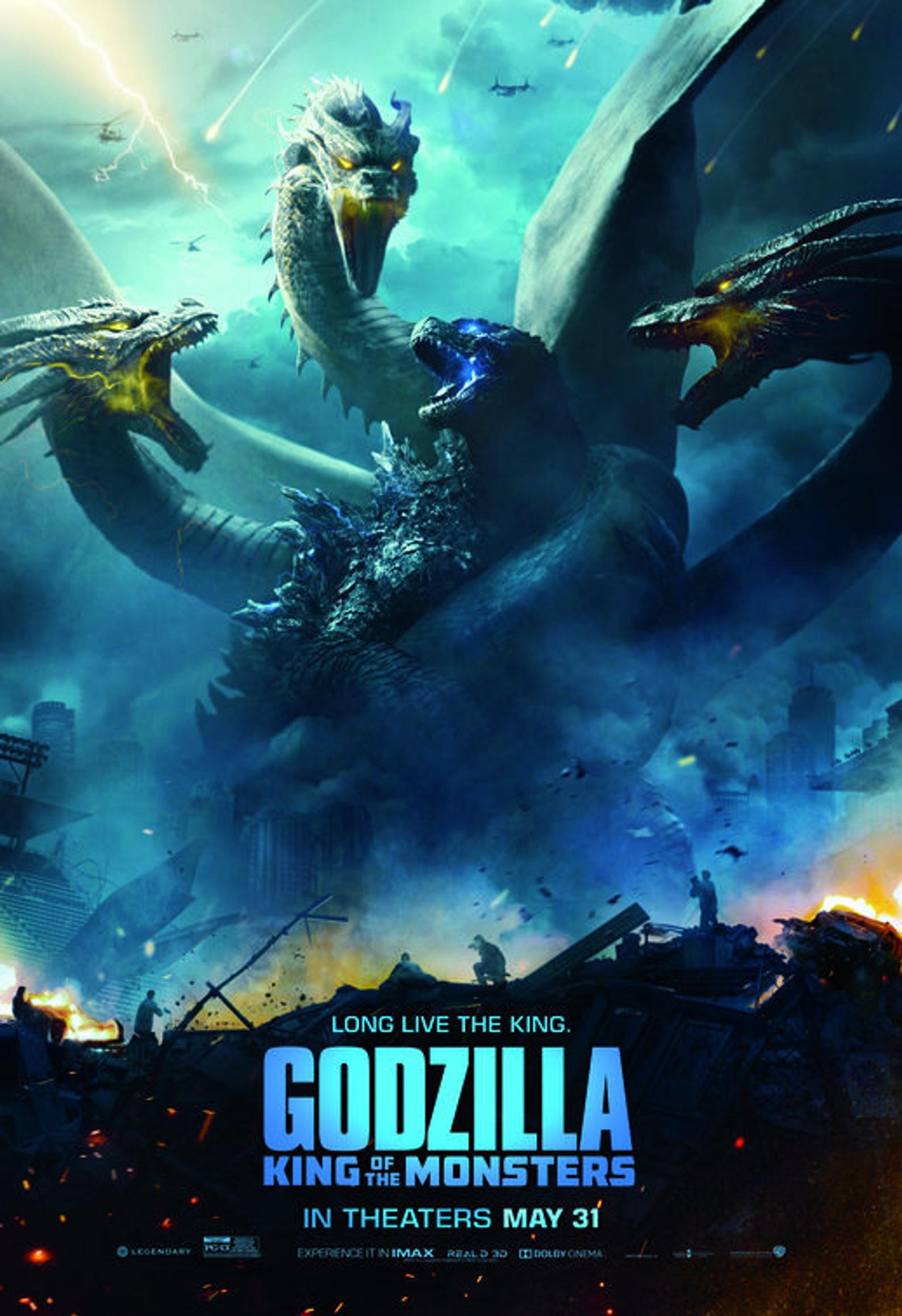 Top 5 YouTube Reviews – GodZilla – King of the Monsters